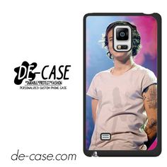 Harry Styles One Direction On Stage DEAL-5179 Samsung Phonecase Cover For Samsung Galaxy Note Edge