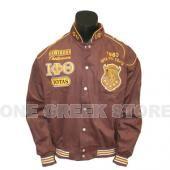 Iota Phi Theta Racer jacket #iotaphitheta