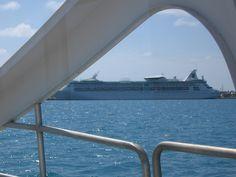 Our ship..