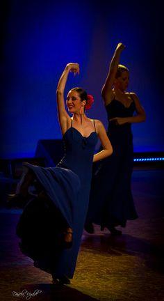Compañía de Danza Flamenca Tec CCM, Mexico by Daniela Ugalde, via Flickr