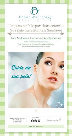 Limpeza de Pele por HidrossucçãoSua pele mais Bonita e Saudável