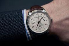 Baume & Mercier Clifton Retrograde Date Automatic