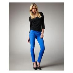 Women's Citizens of Humanity Thompson Cropped Skinny Pants