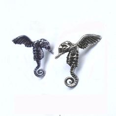 Flying Seahorse, love the idea....   flying pigs are one of my favs...& seahorses are so cool