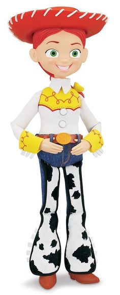 a5d80914c7282 Amazon.com  Toy Story 3 Jessie The Talking Cowgirl  Toys   Games Jessie