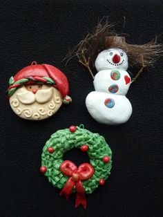 zoutdeeg kerst