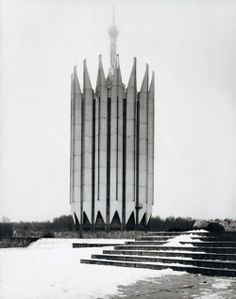 """From the book """"CCCP: Cosmic Communist Constructions Photographed"""" - French photographer Frederic Chaubin (Taschen)"""