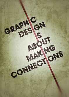 Connecting people and ideas through graphics