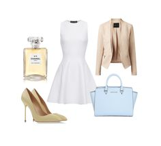 #looks #Job #Interview #Outfit #Collage