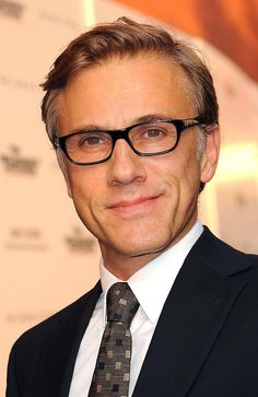 Christoph Waltz, not bad :-)