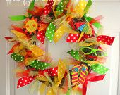 Summer Fun Treasury!  Women's and girls dresses, decorations, shoes, sweets, and jewelry