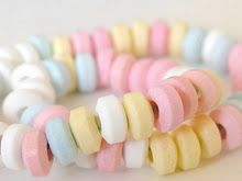 candy necklace!