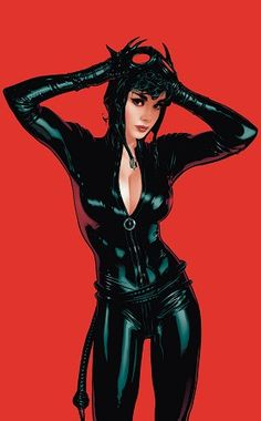 These are some of the covers Adam Hughes did for Catwoman comic books, they are fucking amazing. Batgirl, Catwoman Comic, Catwoman Cosplay, Batman And Catwoman, Catwoman Suit, Heros Comics, Dc Comics Art, Comics Girls, Dc Heroes