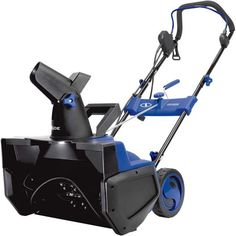 Snow Joe SJ624E Electric Single Stage Snow Thrower $139.99 (26% off) @ Best Buy Electric Snow Blower, Electric Power, Cub Cadet, Home Depot, Cool Things To Buy, Workout, White Stuff, Amp, Stage