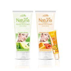 Naturia to linia zawierająca cenione, skuteczne, specjalnie dobrane składniki naturalne.