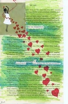 Altered-Book Poetry: These poems are common in altered-book journals (see here). It is often easier for people to take inspiration from the text on the...