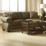 Broyhill - Laramie Sofa and Loveseat In Olive - 5081-3Q / 5081-1Q-OLIVE   SPECIAL PRICE: $1,419.00