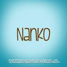 Nanko (Voor meer inspiratie, en unieke geboortekaartjes kijk op www.heyboyheygirl.nl)