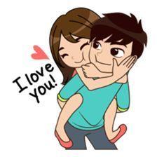 New Funny Love Illustration So True Ideas Cute Love Quotes, Cute Love Stories, Cute Love Pictures, Cute Cartoon Pictures, Cute Love Gif, Funny Love, Cute Love Lines, Love Cartoon Couple, Anime Love Couple