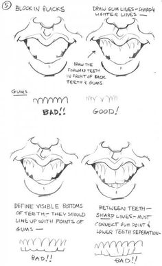 Mouth sequencing 3