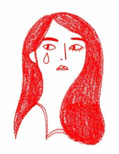 i like the simple illustration. no tears