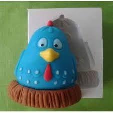 Resultado de imagem para cortador biscoito galinha pintadinha