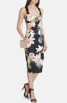 Ted Baker London 'Opulent Bloom' Sheath Dress Item # 892451
