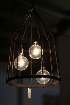 scrap industrial lighting