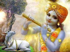 Krishna Flute Music for Positive energy Krishna Flute, Krishna Hindu, Jai Shree Krishna, Shree Ganesh, Durga Maa, Karma, Krishna Photos, Krishna Images, Krishna Pictures