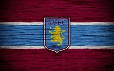 Football Match, Football Fans, Football Season, Aston Villa Wallpaper, Hd Wallpaper, Club, Aston Villa Fc, Liverpool Soccer, England