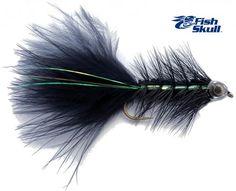 Love this Fish Skull woolly bugger