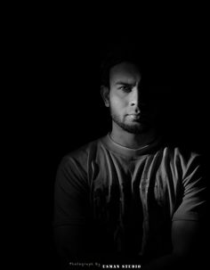 Romance of Low key by Usman Studio Photography, via Studio Portrait Photography, Photography Poses For Men, Studio Portraits, High Contrast Photography, Low Key Photography, Low Key Portraits, Photoshoot, Man Portrait, Selfie Ideas