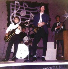 Stevie Ray Vaughan, June 26,1965 Cockrell, Hill Theater, Dallas,TX, Stevie's first public performance