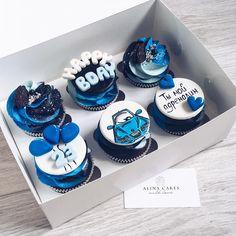 мои космотнавтики #cooking #cake #cupcakes #капкейки #капкейкиназаказ #капкейкикиев #тортназаказ #тортбезмастики #торткиев #люблюготовить #домашняякондитерская #сднемрождения