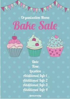 Bake sale posters: http://www.ptaprintshop.co.uk/c/55/posters