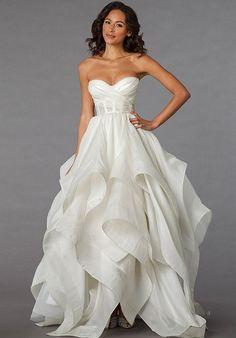 Pnina Tornai for Kleinfeld 4287 Wedding Dress - The Knot
