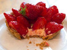 Sugar Rush: Strawberry Tart at Ken's Artisan Bakery, Portland