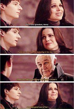 Awesome Regina Henry Regina's father Prince Henry/Valet/Nobleman (Lana Jared Tony Perez) #Once #S5B