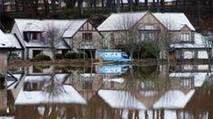 Flooding in Port Elphinstone