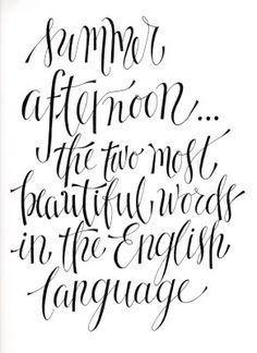 Love calligraphy!