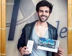 Kartik Aaryan is an emerging and a fresh Actor, who have gained more popularity in a very short time. Kartik Aaryan is not only an Actor but he is model too. Despite of not being from a family of Bollywood background, Kartik has established himself in the industry.