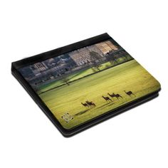Deer Shadows - Faux Leather Ipad Mini Case