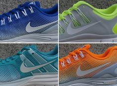 Nike Running Breathe Pack. Colors!
