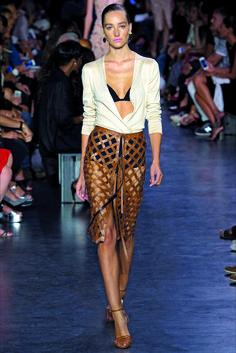 #Pasarela New York: Capital Fashion. Adelanto Primavera/Verano 2015. Joseph Altuzarra