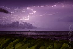 Even the storms are beautiful in Hawaii!!