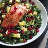 Linked to: www.alaskafromscratch.com/2014/01/14/superfood-salad-pan-seared-salmon/