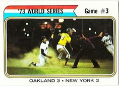 Loved these Topps World Series cards.