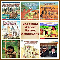 Comprehension Connection: Thematic Thursday-Native Americans