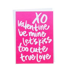 Anne and Kate Valentine's Day Card