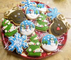 Cool+Christmas+Cookies | Cool Christmas Cookie Packaging Ideas